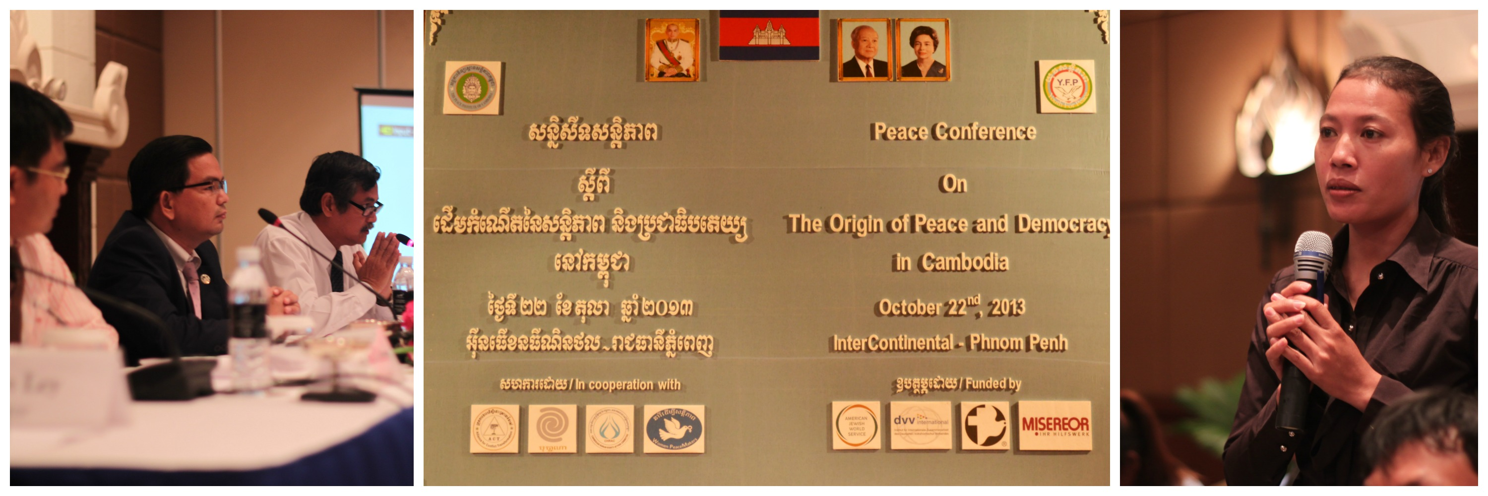 Celebrating The Paris Peace Agreement With The Peace Institute Of
