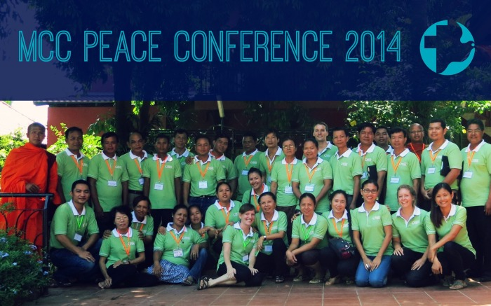 Peace Conference 2014 (logo)