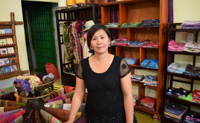 Handicrafts for Peace